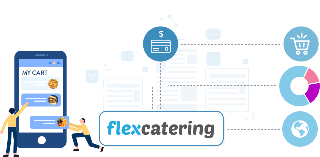 Flex Catering Stand Alone