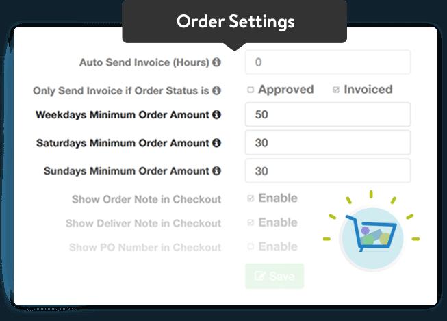 7. Minimum Order